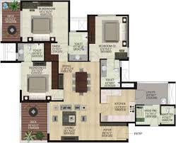 Park West Floor Plan by Compare Prestige Group Falcon City Vs Shapoorji Pallonji Real