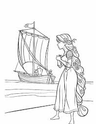 170 Free Tangled Coloring Pages Jan 2017 Rapunzel Coloring Pages Coloring Pages Tangled