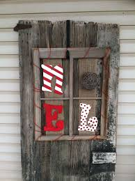 Christmas Window Frame Decoration by 23 Best Old Window Frames Images On Pinterest Old Window Frames
