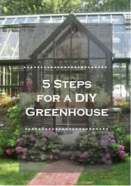 Backyard Greenhouse Diy Have The Greenhouse Of Your Dreams For Your Plants With This 5