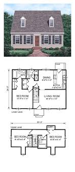 cape cod house floor plans 53 best cape cod house plans images on cape cod houses