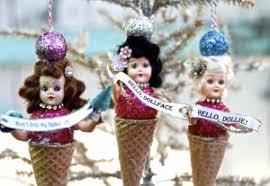 doll ornaments or creepy debis design diary
