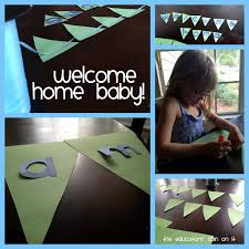 welcome home baby cake ideas 2260