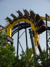 Six Flags Great America New Ride File Batman The Ride At Six Flags Great Adventure 03 Jpg