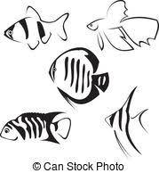 aquarium illustrations and clip art 22 372 aquarium royalty free