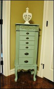 Jewelry Armoire Vintage 79 Best Jewelry Box Makeover Images On Pinterest Jewelry Armoire