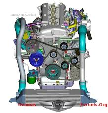 hyundai genesis coupe 2 0t engine factory engine schematic for 2 0t hyundai genesis forum
