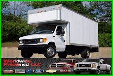 ford e series box truck ford box truck ebay