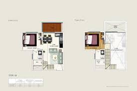 2 bedroom duplex plans gera adara 1 bhk apartments and 2 bhk duplexes in hinjawadi pune
