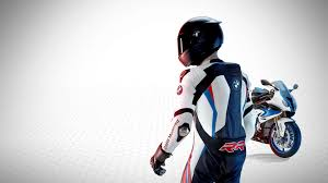 motorcycle racing leathers the doubler race air suit by bmw motorrad more protection within