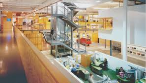 Honest Office Ad Agency Row Grows Team One Advertising U0027s New Playa Vista Office