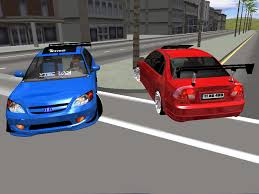 ricer honda hatch civic driving simulator android apps on google play
