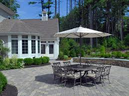 Large Pavers For Patio by Outdoor Floor Ideas Fabulous Home Design