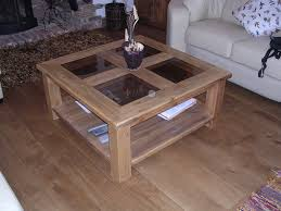 Dining Table Designs In Teak Wood With Glass Top Vintage Coffee Table With Glass Top 41 On Home Interior Design