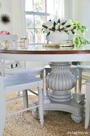 beach dining room sets coastal dining room makeover sand and sisal