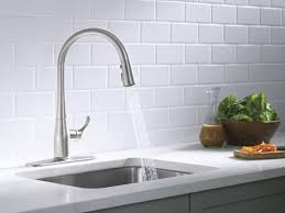 sink u0026 faucet awesome kohler simplice single handle pull down