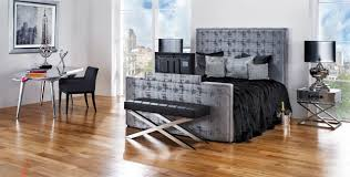 Tv Bed Frame Sale by Bedding Luther Black Faux Leather Tv Bed Frame Dreams Bed With Tv