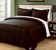 Polo Bedding Sets Beverly Polo Club 3 Dobby Comforter Set