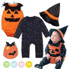 infant pumpkin halloween costumes reviews online shopping infant