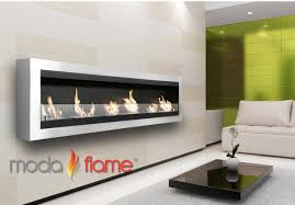 20 ways to wall mounted ethanol fireplace