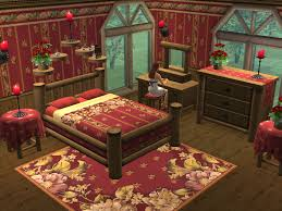 Medieval Bedroom by Parsimonious The Sims 2 Furniture U0026 Objects