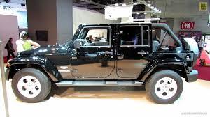 2016 Wrangler Diesel 2013 Jeep Wrangler Sahara Unlimited Diesel Exterior And Interior