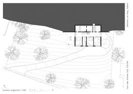 slope house plans baby nursery slope home plans fascinating modern sloping house
