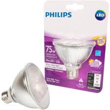 dimmable led light bulbs home hardware 10watt par30 short neck medium base bright white