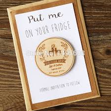 save the date magnets wedding rustic deer save the date magnets wedding favors gift tags