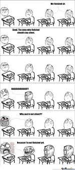 Troll Meme Comics - a troll in a class rage comic by sav xaris meme center