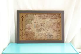 Map Of Hyrule Map Of Hyrule Overworld The Legend Of Zelda A Link To The