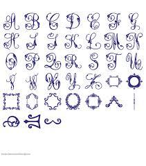cricut cartridge anna griffin decorative monograms joann