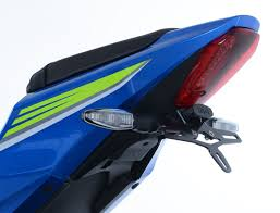 r u0026g tail tidy fender eliminator for suzuki gsx r1000 u002717 gsx