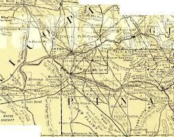 Santa Fe Map 1881 Jpg
