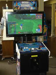 Game Rooms In Houston - houston classic arcade video games pinballs coin op sales repairs