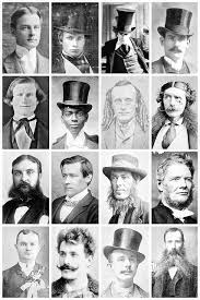 Name Of Mens Hairstyles by Victorian Men S Hairstyles U0026 Hair 5 3x4 Pinterest