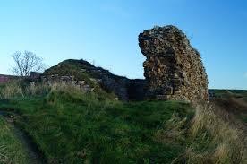 The Fife Coastal Path Home Ardross Castle Elie Castle Perthshire Kinross Angus And Fife