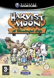 harvest moon a wonderful life gamecube amazon co uk pc