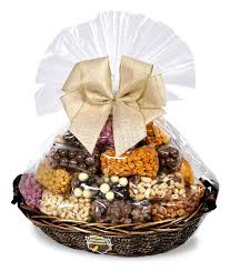 nuts gift basket charlesworth nuts gift baskets the mammoth