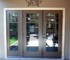 home design french doors with windows that open rustic gym