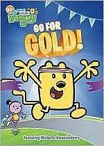 wow wow wubbzy gold dvd 2010 ebay