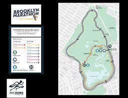 Map Of Boston Marathon Course by Nycruns Brooklyn Marathon Brooklyn Ny 2017 Active