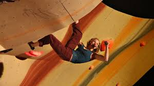 how to go to a climbing gym without a partner