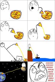 Rage Meme Comics - meme comics pizza wenn ich pizza esse fu bilder englische rage