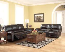 sectional sleeper sofa with recliners ashley furniture canada leather sofa recliners recliner 10079