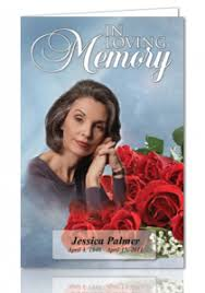 Cheap Funeral Programs Obituary Template Totally Free Obituary Templates