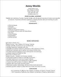 Data Scientist Resume Sample Resume Samples Scientist Equipment Professional Resumes Sample