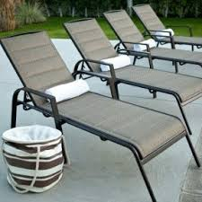 Outdoor Chaise Lounge Chairs With Wheels Aluminum Chaise Lounges Foter