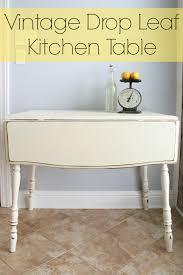 White Drop Leaf Kitchen Table Vintage Drop Leaf Kitchen Table Interior U0026 Exterior Doors