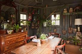 shed interior 25 garden shed interior decor interior design ideas home bunch